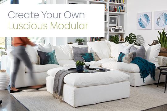 Luscious Modular System Banner Image